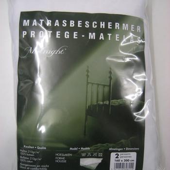 protège-matelas gros molleton 160*200cm