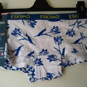 """shorty coton-élasthane """"eskimo"""" pour dame - esqueeze : 2 pour 9.50€"""
