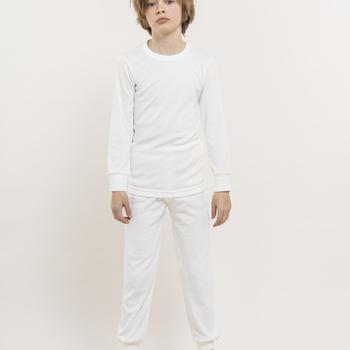 chemisette antartic longues manches pour garçons de 10 à 16 ans