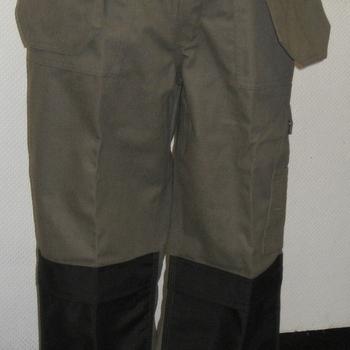 pantalon de travail multi-poches réclame