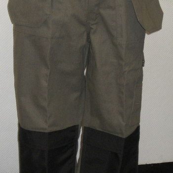 pantalon de travail multi-poches EN PROMO en kaki - 38/40