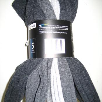 chaussettes de travail en coton avec éponge à l'intérieur - reste 39/42