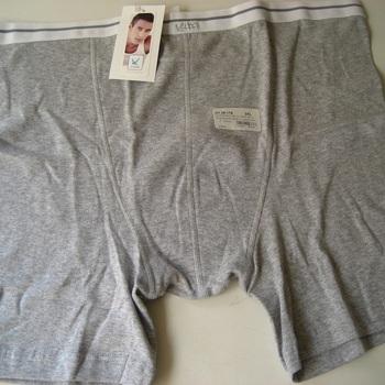 "shorty ""Stern"" coton-élasthane gris - David - 3XL"