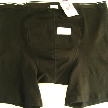 "shorty ""Stern"" coton-élasthane noir - David - XXL- 3XL - 4XL à partir de"