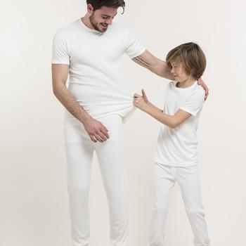 "t-shirt courtes manches ""eskimo"" antartic"