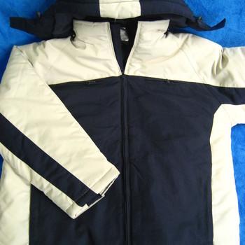 veste doublée polaire beige/marine pour homme - Shiwi