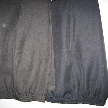 pantalon polyester tout élastique à la taille pour homme - tissu + lourd