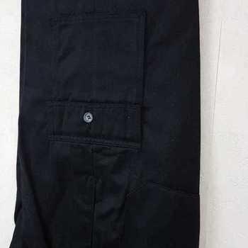 pantalon flanelle avec poches sur le côté et élastique à la taille pour homme - jacopo
