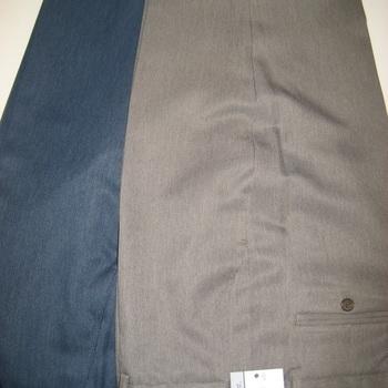 pantalon habillé polyester pour homme - grandes tailles - CS