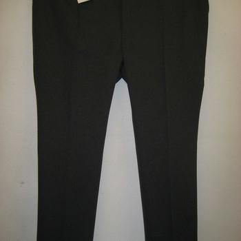 pantalon habillé polyester pour homme - grandes tailles - chevron