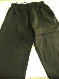 pantalon jogging molletonné pour homme - Très grandes tailles EN PROMO