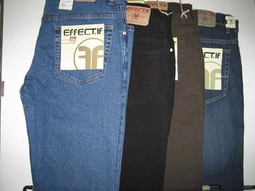 """jeans strech """"Full Blue"""" pour homme"""