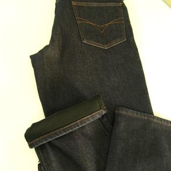 """jeans doublé polar pour homme """"sea barrier"""" T40 T56 T58"""