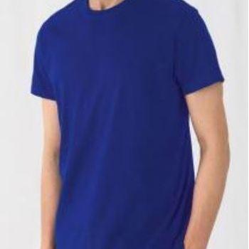 t-shirt courtes manches uni homme en différents coloris