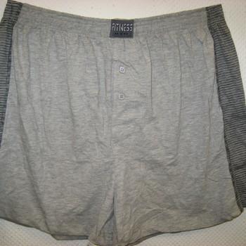 """boxers avec boutons """"nashville"""" - modèle ample pour homme - grandes tailles - 2 pour"""