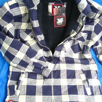 sur-chemise flanelle doublé mouton EN PROMO - reste M & L