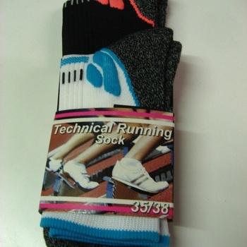 chaussettes sport pour dame ou enfant : 2 pour 5.60€ - 35/38 et 39/42