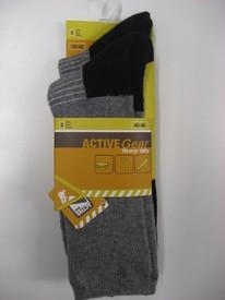 chaussettes avec de la laine pointure 46/48 : 2 pour 6.76€