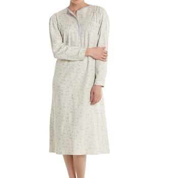 robe de nuit coton lourd interlock antonet pour dame - reste XL en PROMO
