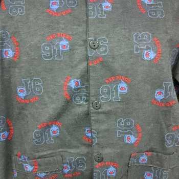 pyjama flanelle pour les garçons - reste 8 Ans - birds gris EN PROMO