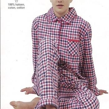 pyjama flanelle pour filles - # prononcées - fuschia EN PROMO - reste 8 ans et 14 ans