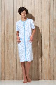 robe de nuit courtes manches boutonné pour dame - Annecy - reste M