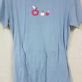 pyjashort coton pour filles - apple gris fuschia 16 ans