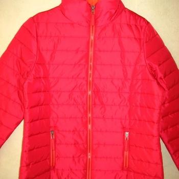 veste légère rouge EN PROMO - reste 38/40