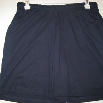 short coton jersey valento marine pour homme ou dame - S