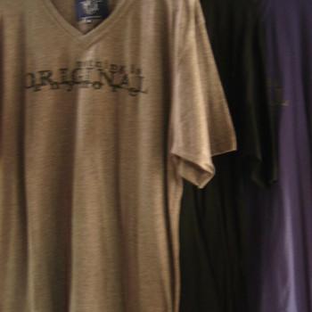 t-shirt coton courtes manches pour homme - original