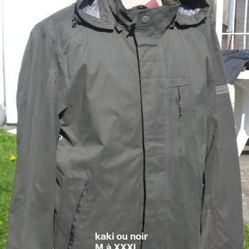 veste légère pour homme - marine S-M