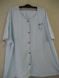 pyjama corsaire dame isabel, 3XL et  4XL