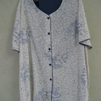 pyjama corsaire, catini, 4XL, wonderful garden