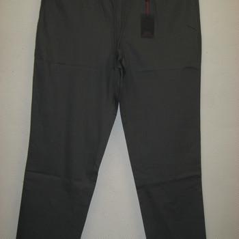 pantalon léger coton avec braguette et taille élastique