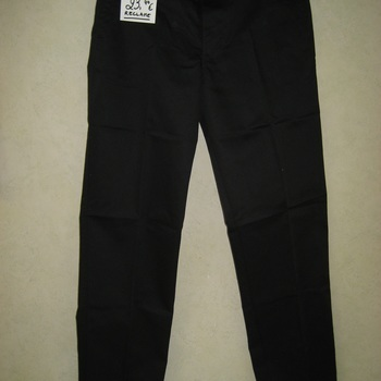 pantalon polyester-coton pour homme