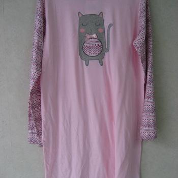 liquette lm coton jersey nicolet pour dame - reste 34/36 & 38/40 EN PROMO