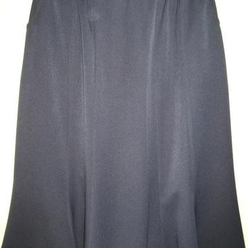 jupe godet avec poches taille élastique pour dame jusque taille 54/56 en différents coloris