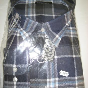 chemise flanelle grandes tailles pour homme - jusque 4XL (49/50)