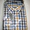 chemise longues manches pour homme - # rouge bleu EN PROMO - reste L & XXL