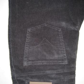 pantalon velours fines côtes pour homme - grandes tailles - bany