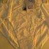 culotte haute coton-élasthane fantaisie blanc ou noir