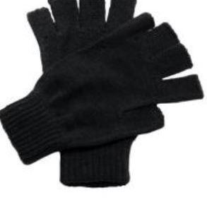 gants sans bouts ou mitaines en tricot regatta