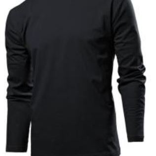 t-shirt longues manches coton pour homme - stedman