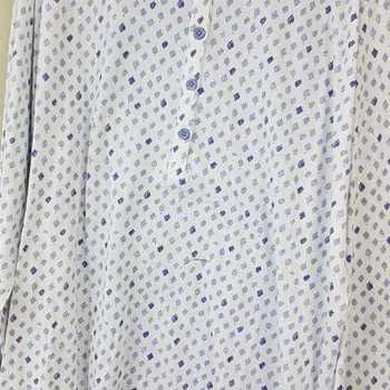 pyjama coton jersey pour dame - Elsie - XXL & XXXL
